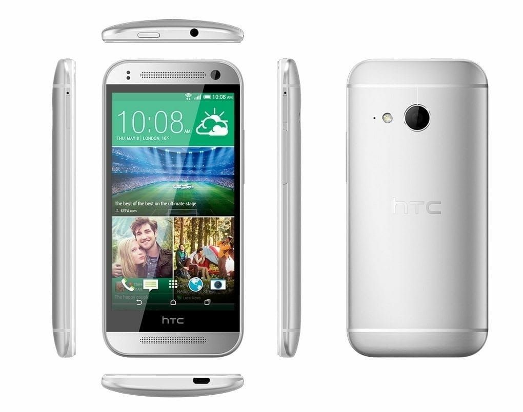 HTC One Mini 2 Design Look