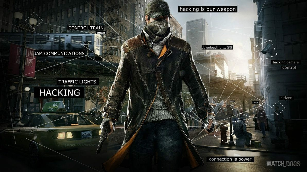 Watch_Dogs is free on PC right now