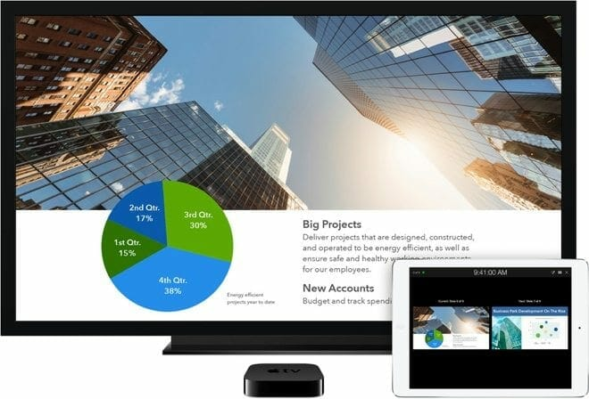 AirPlay with Apple TV