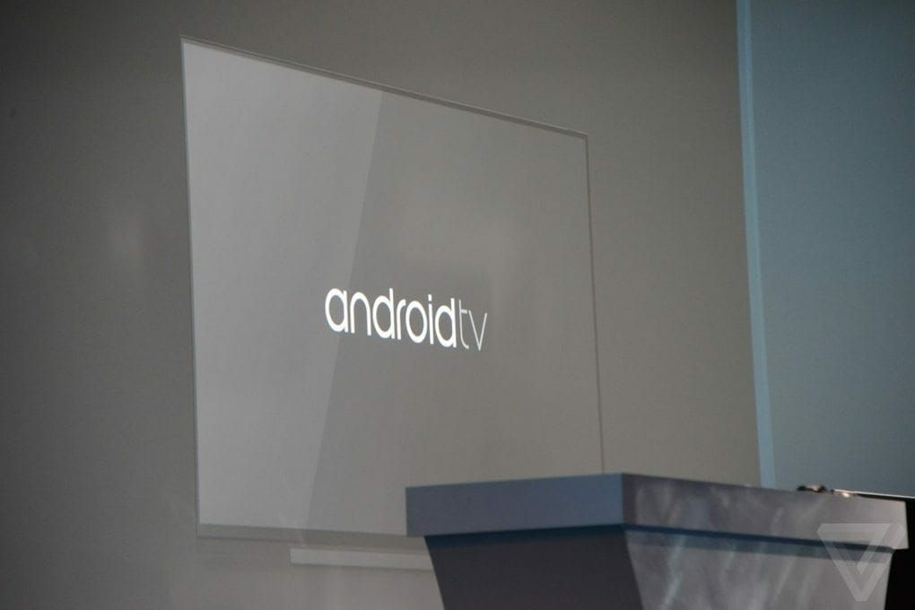 Android TV - Google I/O