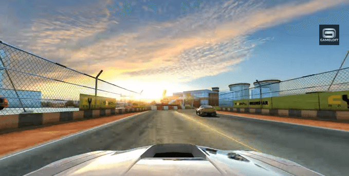 GT Racing 2 gameplay