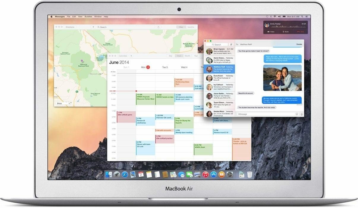 OS X Yosemite - 3