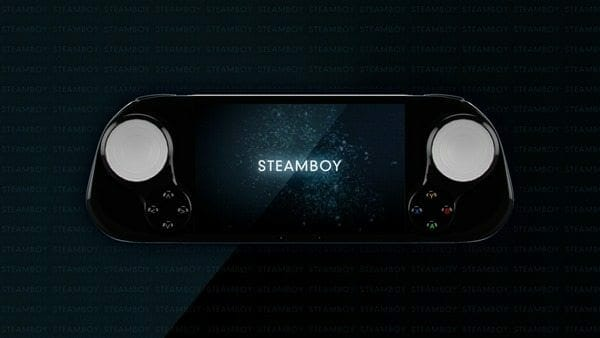 Steamboy gaming device