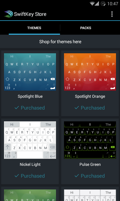 Download SwiftKey for free now