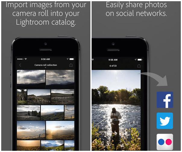 Download Adobe Lightroom for iPhone now -TheNerdMag