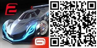 GT Racing 2 QR