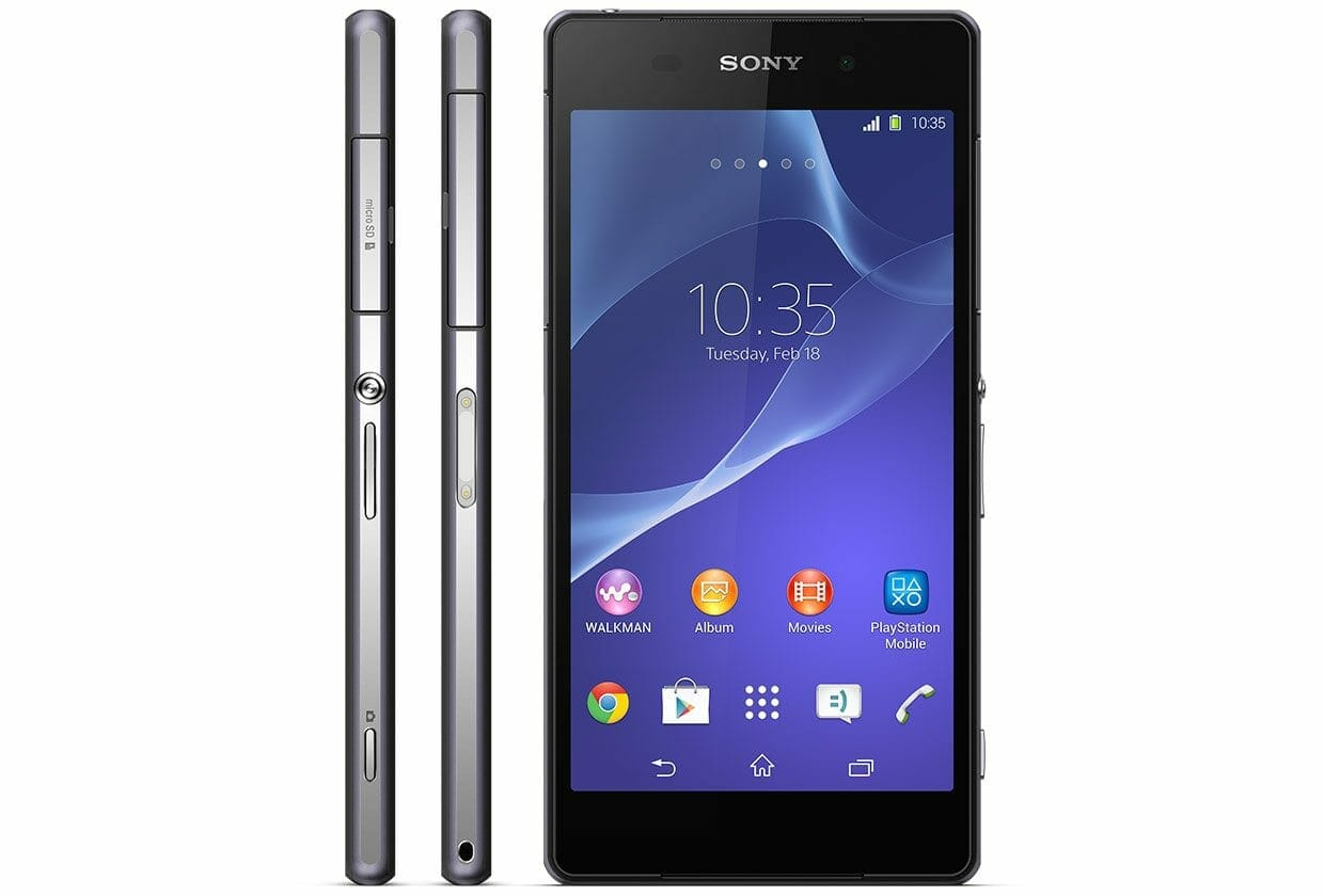 The Latest Powerful Sony Flagship Xperia Z2 Was Announced Back In February  At Mwc The Handset