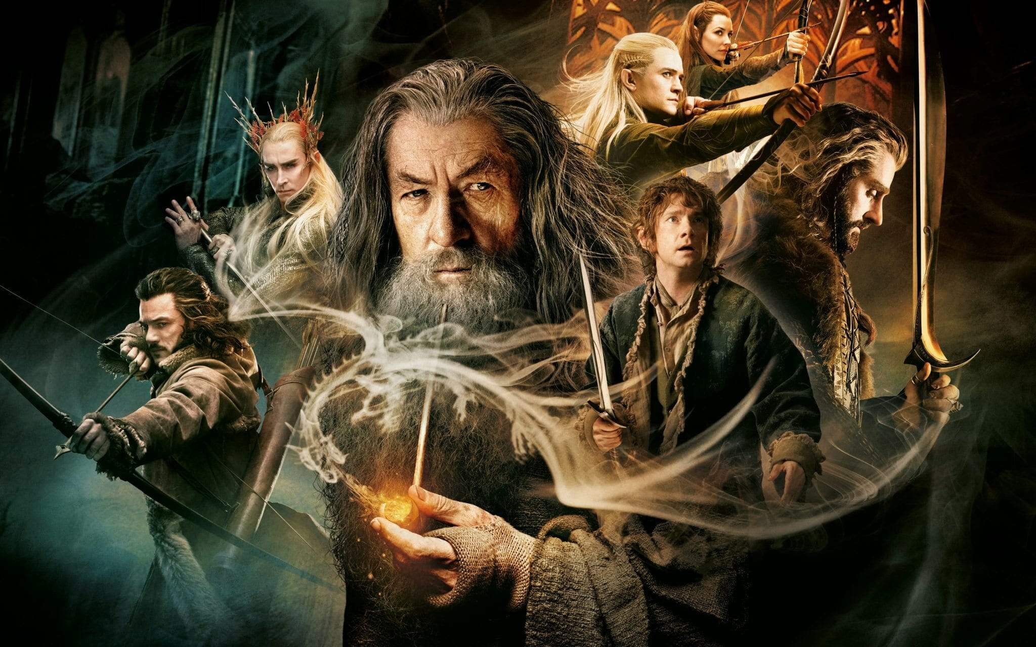 When Will We See the Final Trailer For The Hobbit 3?