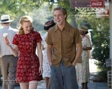 The Notebook Cassavetes set problem