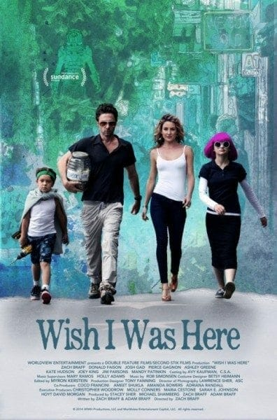 Wish I was Here - Review