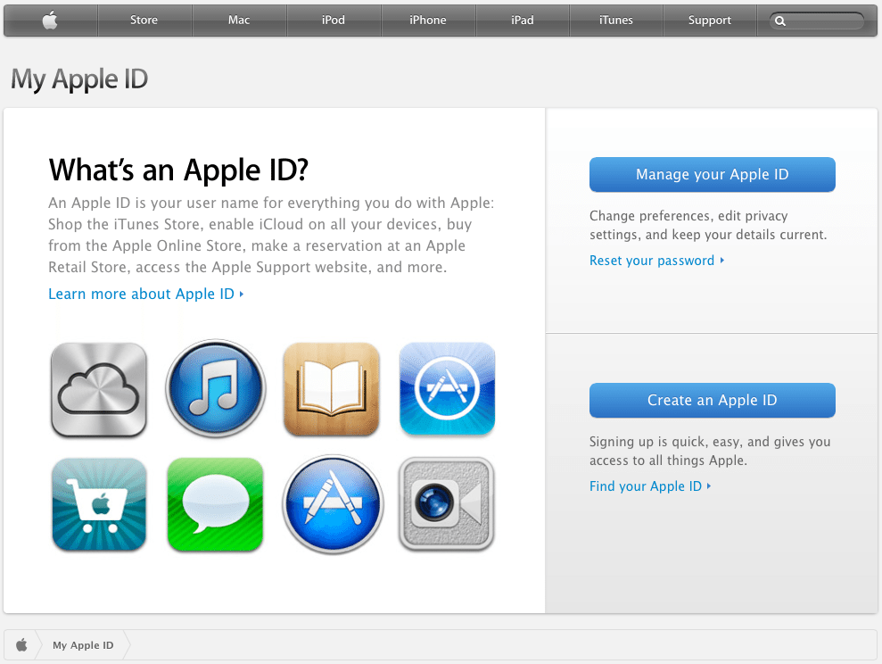 How to deactivate Apple ID account for iPhone and Mac?