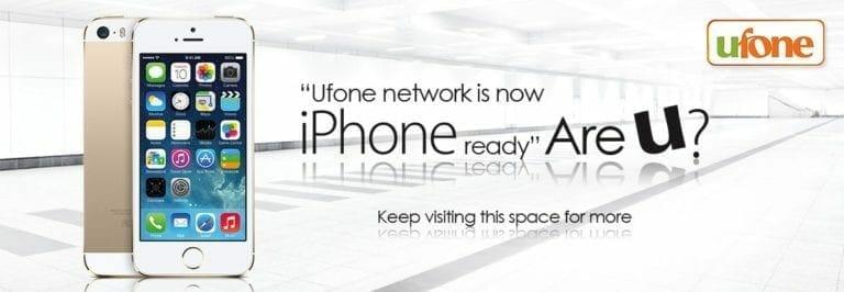Apple-iPhone-Ufone