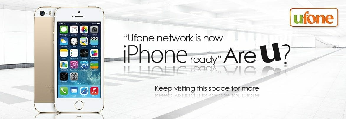Apple-iPhone-Ufone
