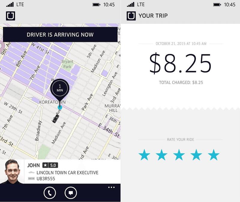 uber-app-wp