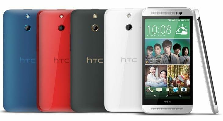 HTC One E8 - 24