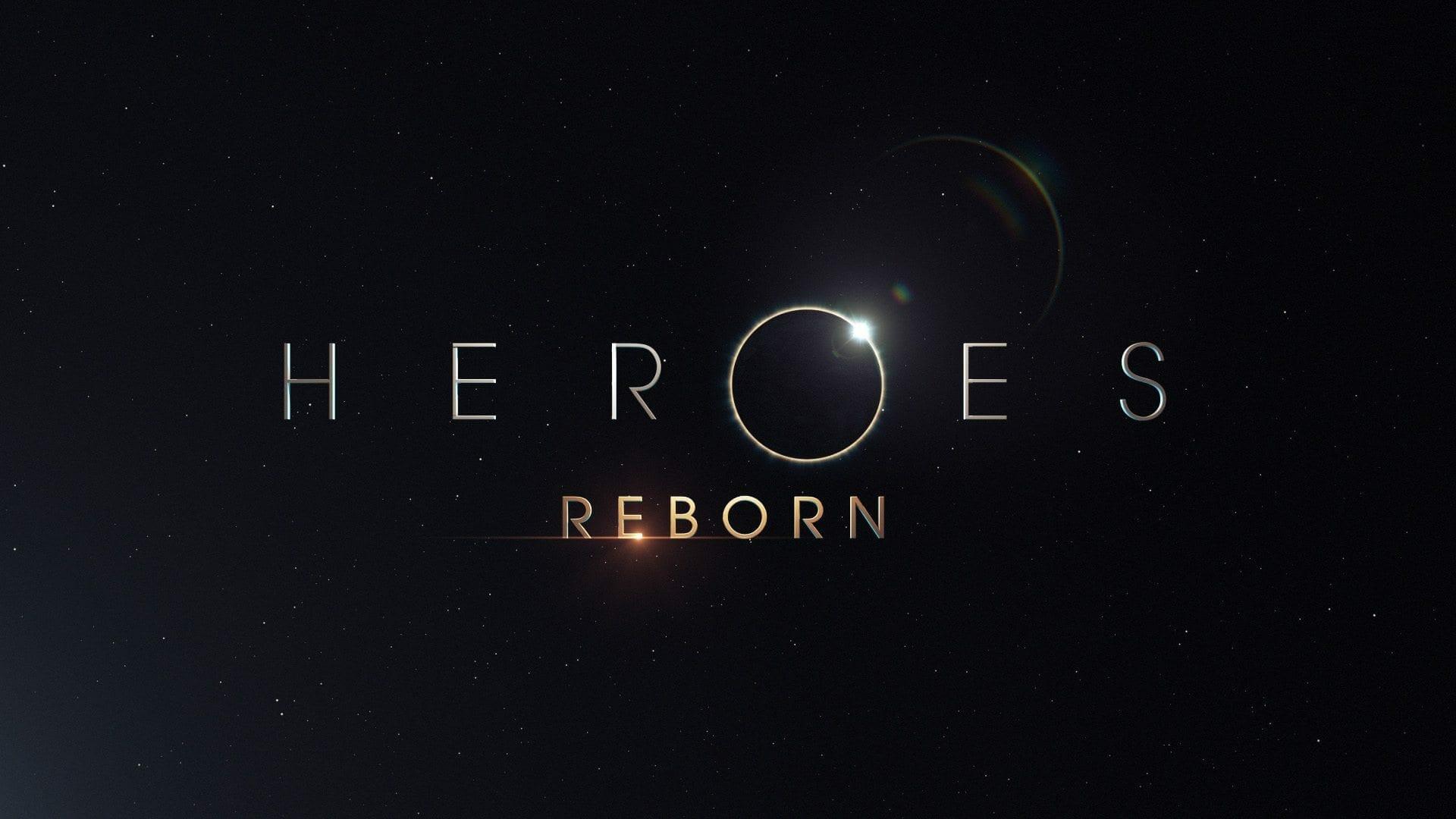 Heroes Reborn - The reboot