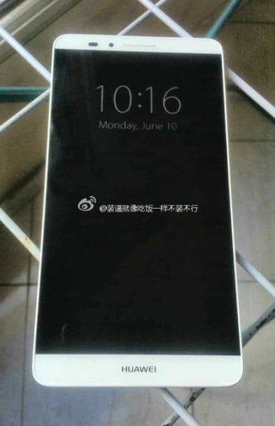 Huawei Ascend Mate 7 photo