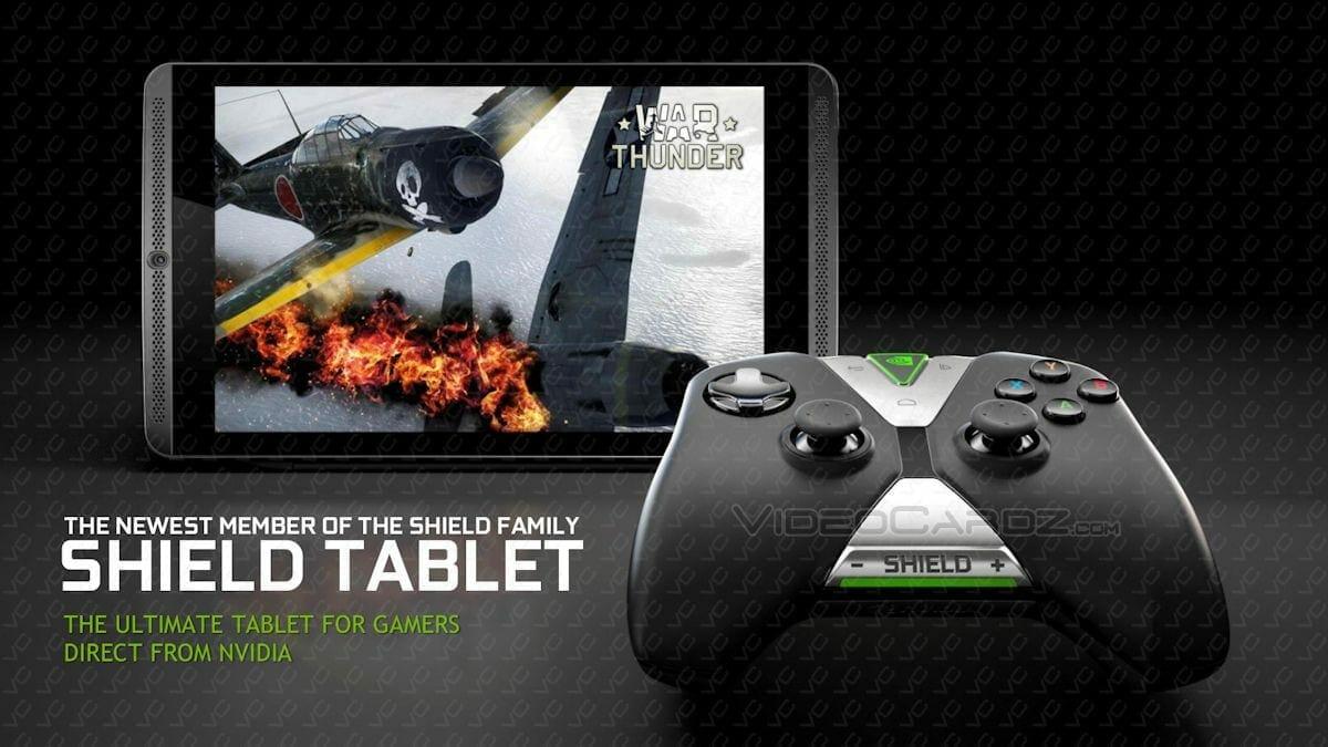 NVIDIA Shield Tablet gets a Major Software Update