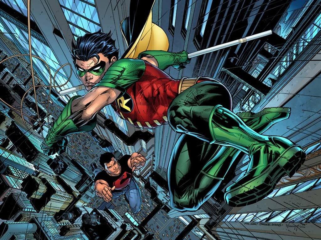 Robin might be in Batman V Superman