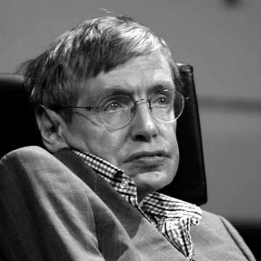 Stephen Hawking - 1