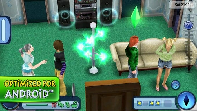 The-Sims-3-android -games