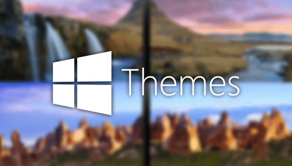 Themes for Windows 8 and 8.1