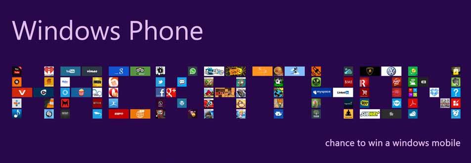 Windows Phone Hackathon