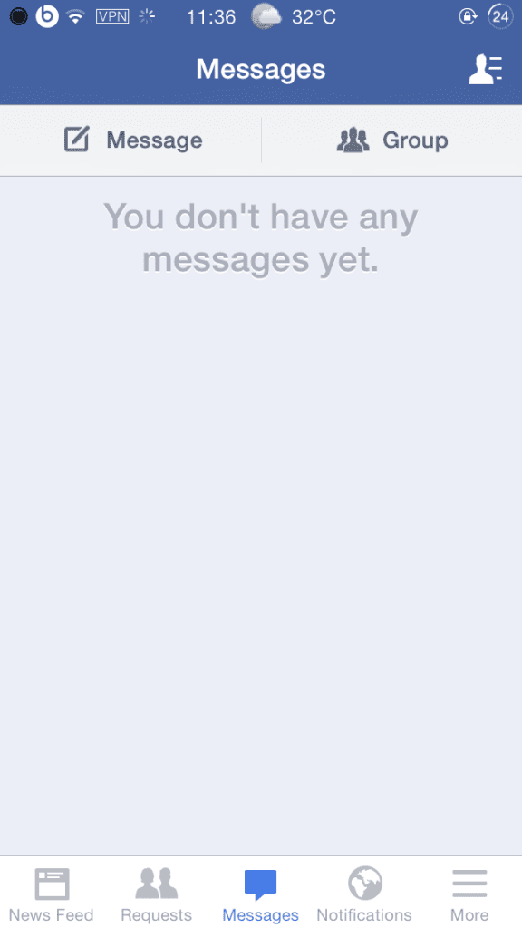 send-facebook-messages-default-app