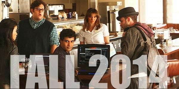 2014 Fall TV Schedule