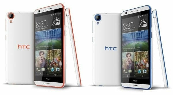 HTC Desire 820 hands on