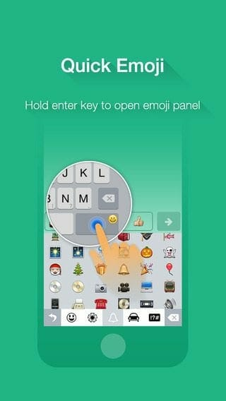 Hands on with TouchPal keyboard for iOS 8