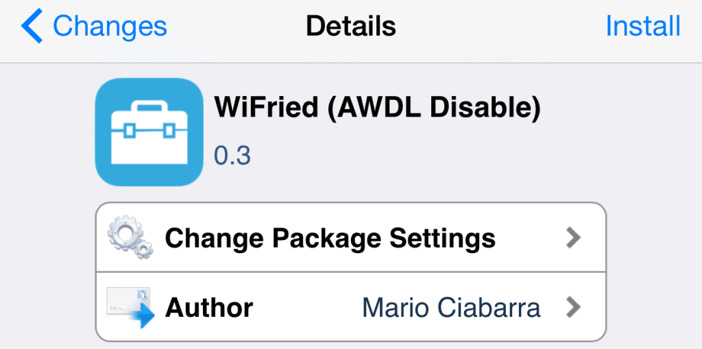 wifried-jailbreak-tweak