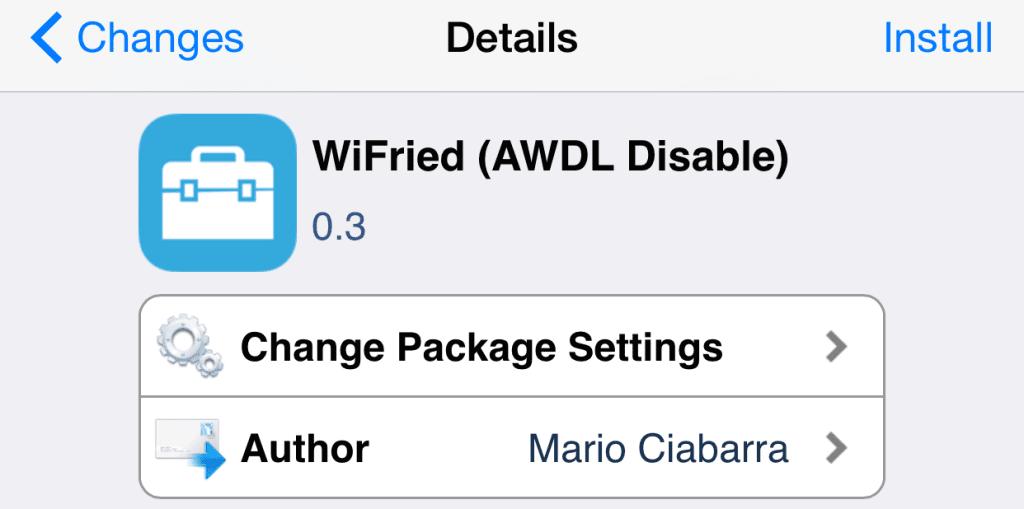 wifried-jailbreak-tweak