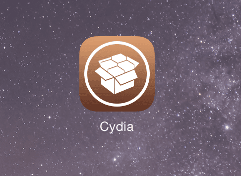 Cydia on iOS 8