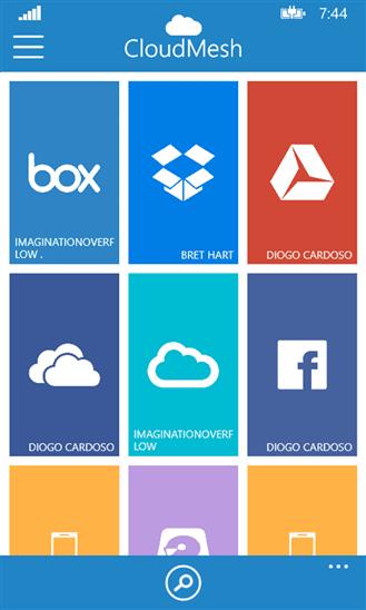 CloudMesh Pro