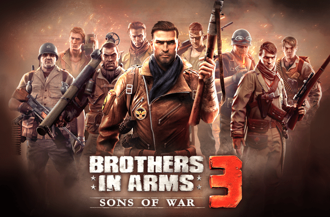Brothers in Arms 3 Game