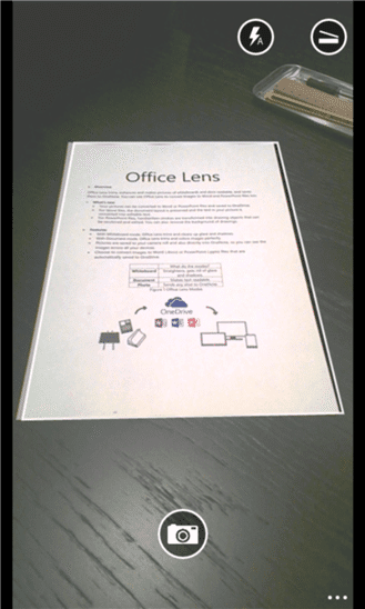 Download Office Lens for Android and iOS now