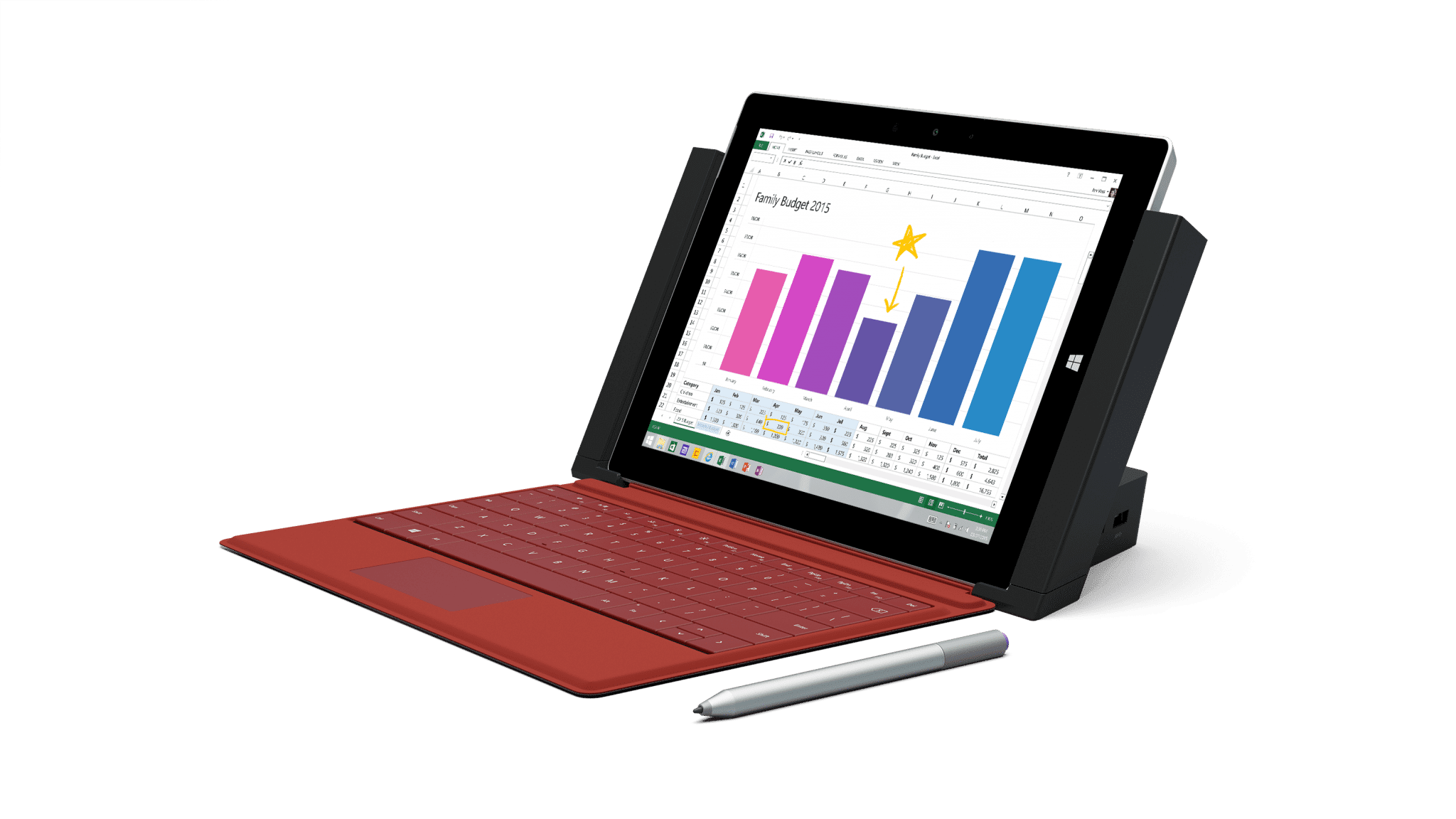 microsoft announced surface 3 with intel atom inside for 499 only thenerdmag. Black Bedroom Furniture Sets. Home Design Ideas