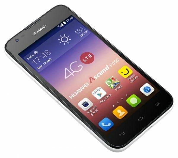 Huawei-Ascend-Y550