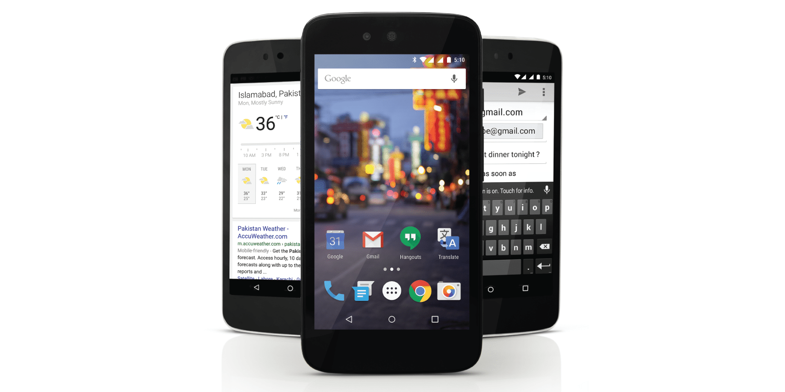 Google Android One Phone