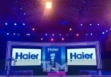 Haier Mobile Unplugged Event