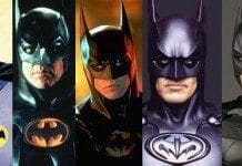 Evolution of Batman
