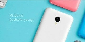 MEIZU M2 Android Smartphone