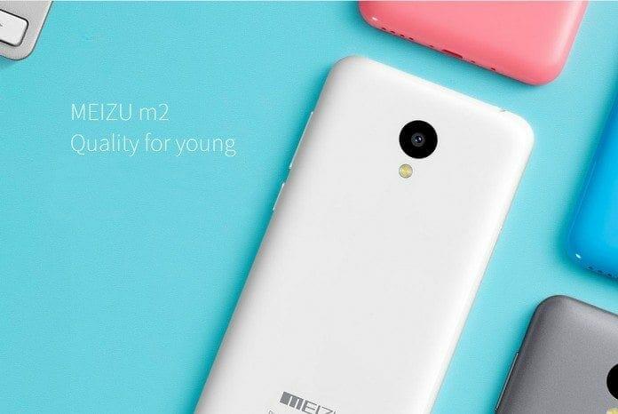 MEIZU M2 Android Smartphone