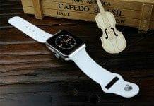 Ordro SW25 Smartwatch White