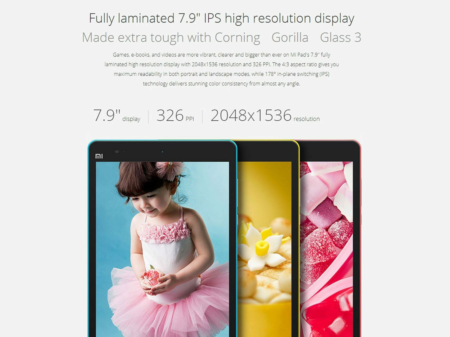 XiaoMi Mi Pad Display