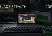 Razor Blade Stealth Gaming Ultrabook