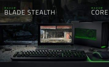 Razor Blade Stealth Gaming Ultrabook