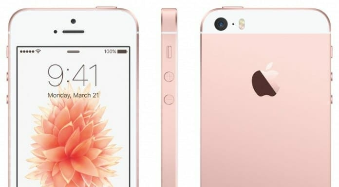 Apple iPhone SE-Featured