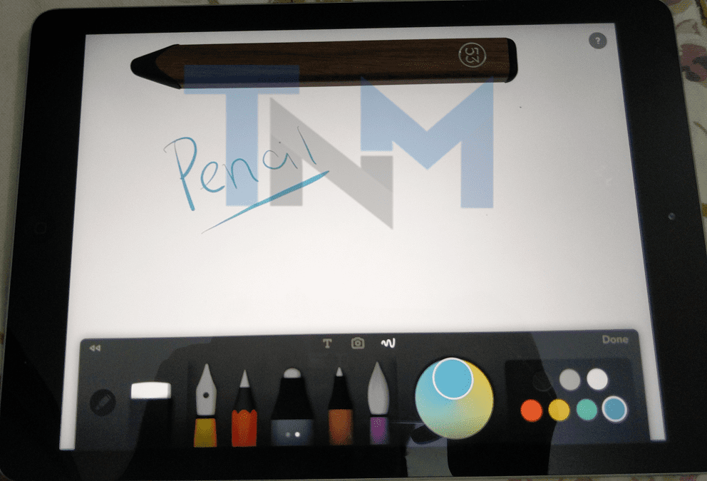 Pencil by FiftyThree - Looking for iPad Stylus? Here is our review to make the decision easier